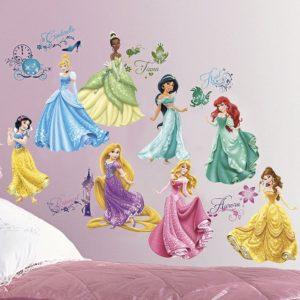 11 disney princess wall decals disney royal princess wall stickers / Shop Social Online Store