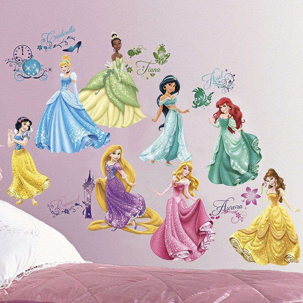 Disney Princess 3D Wall Sticker