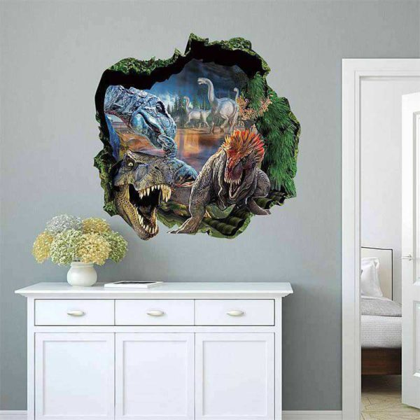 3d fish wall decal stickers / Shop Social Online Store