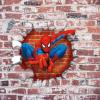 Spiderman 3D Wall Sticker
