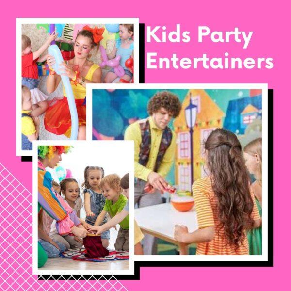Kids Party Entertainers / Shop Social Online Store