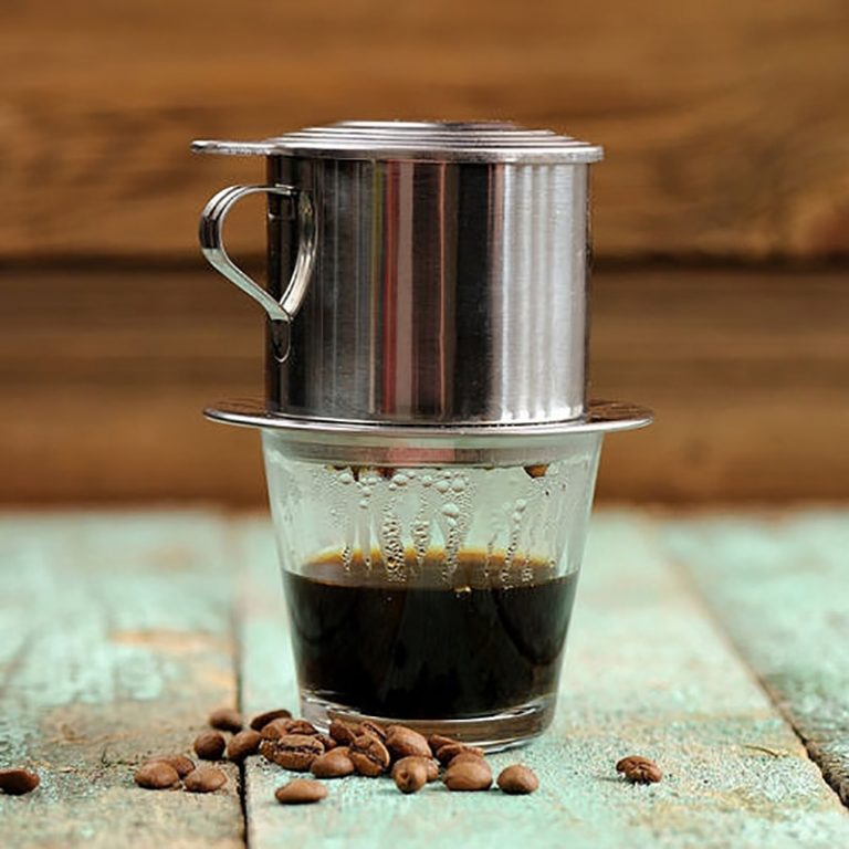 1set Portable Stainless Steel Coffee Drip Filter Coffee Maker Infuser Vietnam Style Coffee Mug Cup Strainer / Shop Social Online Store