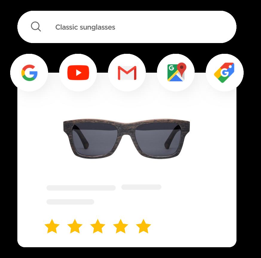 google tile4 / Shop Social Online Store