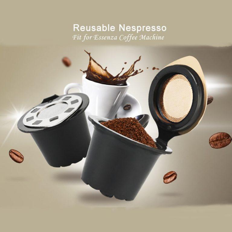 Reusable Coffee Pods