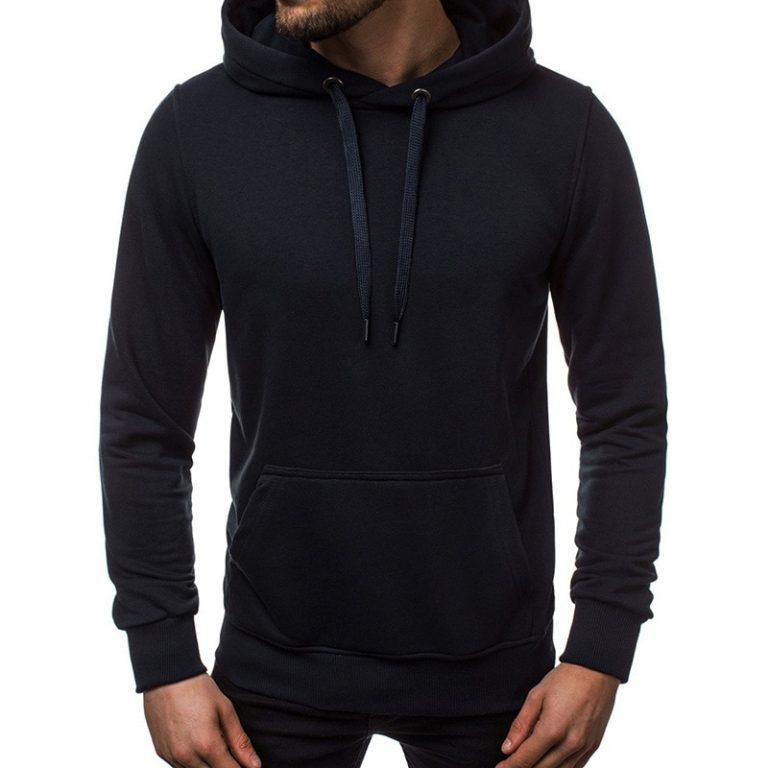 2020 Autumn Winter Warm Knitted Men s Sweater Casual Hooded Pullover Men Cotton Sweatercoat Pull Homme 1 / Shop Social Online Store