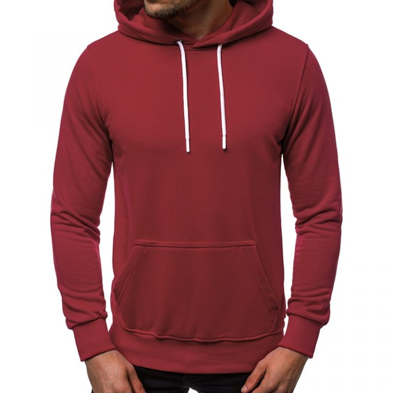 2020 Autumn Winter Warm Knitted Men s Sweater Casual Hooded Pullover Men Cotton Sweatercoat Pull Homme 2 / Shop Social Online Store