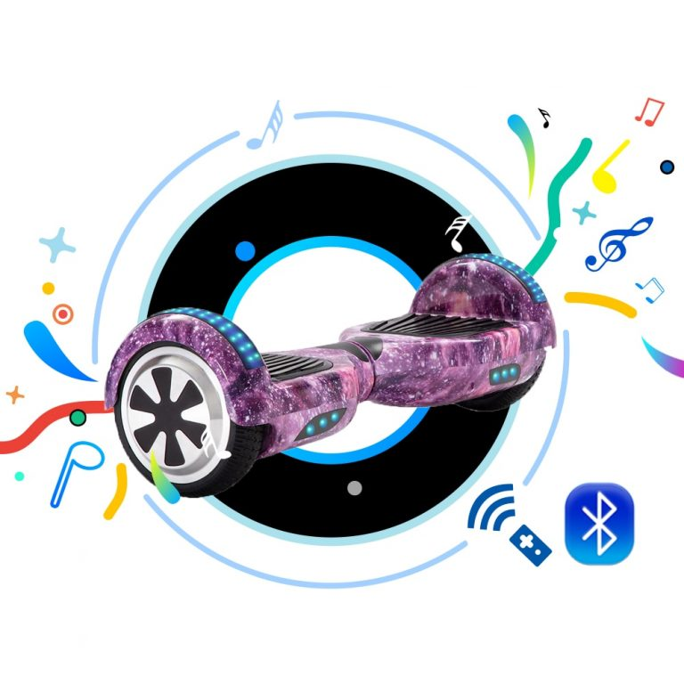 6 5 Inch Self Balancing Scooters Cheap LED Electric Scooters Two Wheels Balance Skateboard Hoverboard For 5 / Shop Social Online Store
