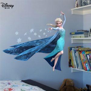 Elsa/Anna Frozen Wall Stickers