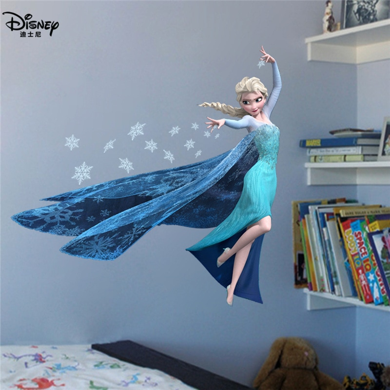 Elsa/Anna Frozen Wall Stickers