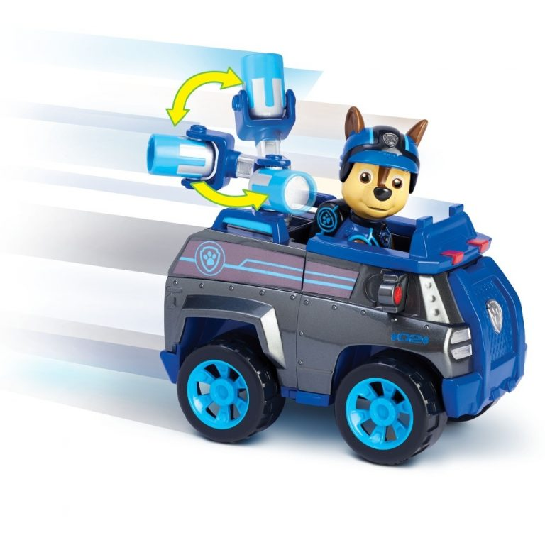 Genuine Paw Patrol Toy Set Toy Car Dog Everest Apollo Tracker Ryder Skye Scroll Action Figure 2 / Shop Social Online Store