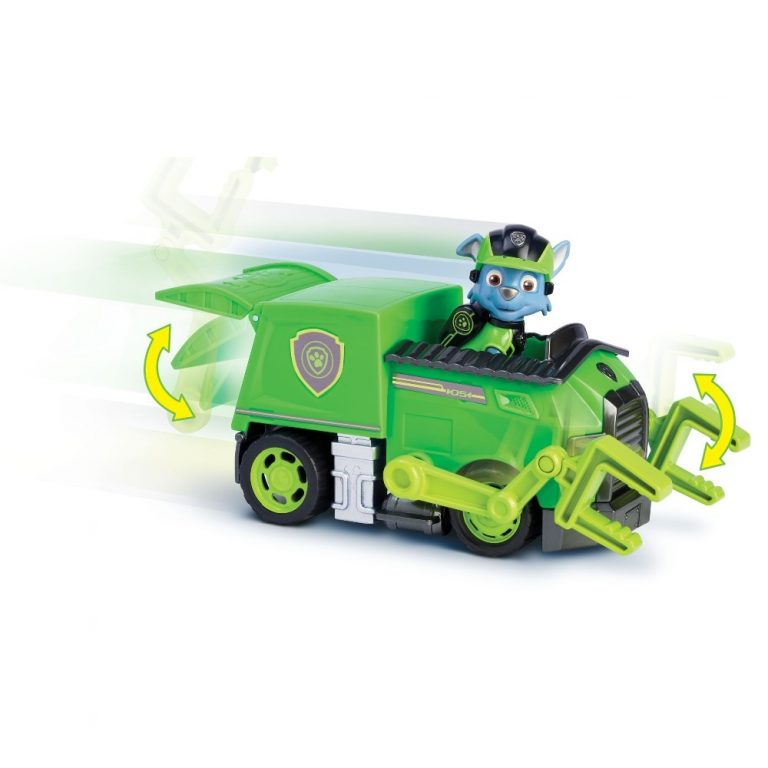 Genuine Paw Patrol Toy Set Toy Car Dog Everest Apollo Tracker Ryder Skye Scroll Action Figure 4 / Shop Social Online Store