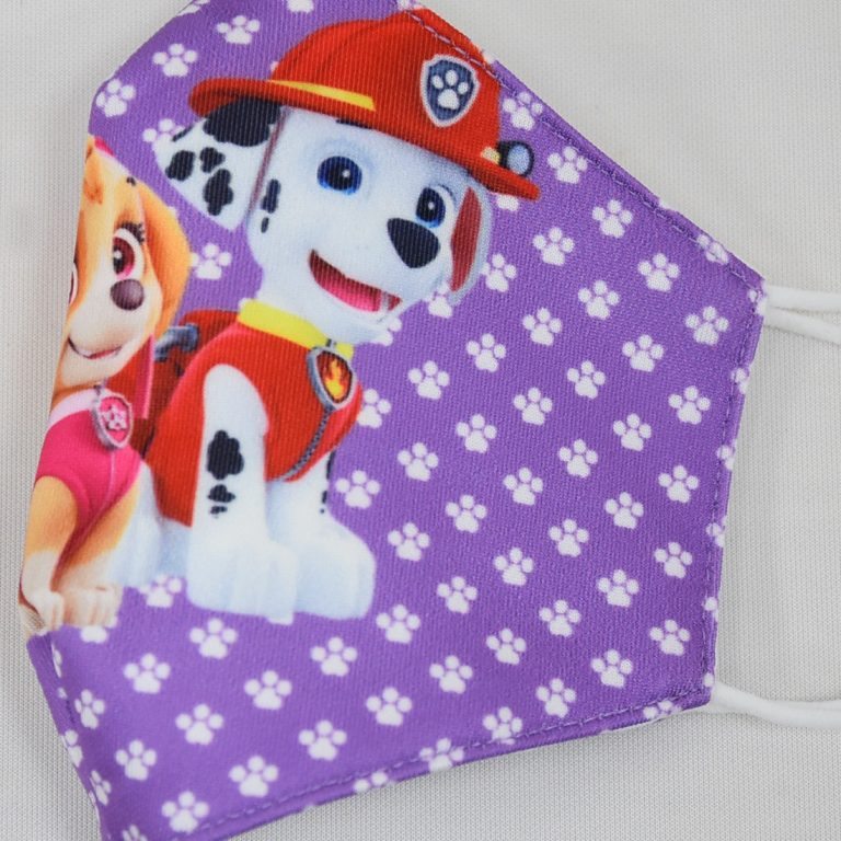 Paw Patrol Chase Skye Marshall Everest Children s Face Maks Paw Patrol Cotton Anti Dust Washable 5 / Shop Social Online Store