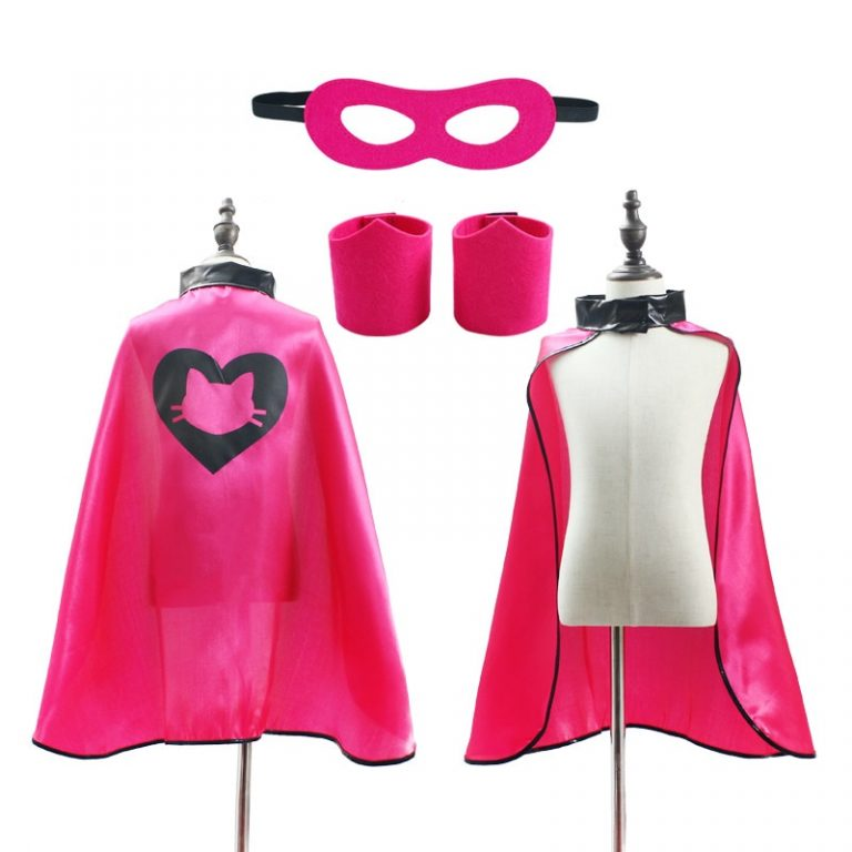 Superhero Capes Kids Birthday Party Halloween Costume Spider Costume 3 / Shop Social Online Store