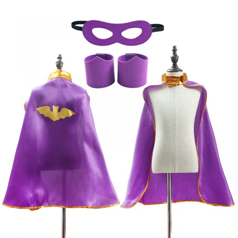 Superhero Capes Kids Birthday Party Halloween Costume Spider Costume 4 / Shop Social Online Store