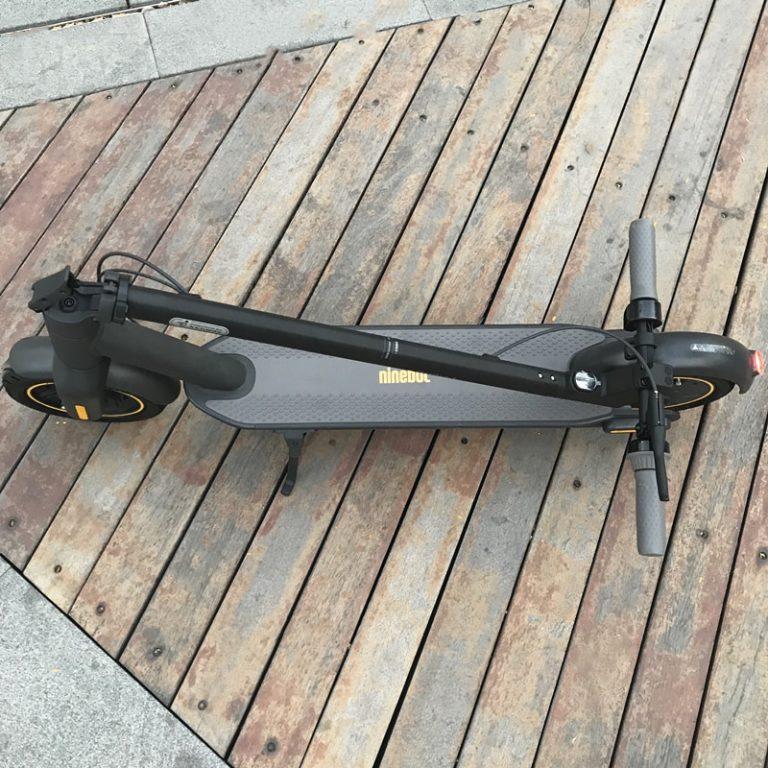 EU Stock Original Ninebot MAX G30 Smart Electric Scooter foldable KickScooter 65km Skateboard Dual Brake Skateboard 3 / Shop Social Online Store