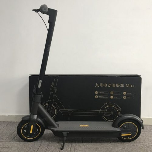 Ninebot MAX G30 Smart Electric Scooter