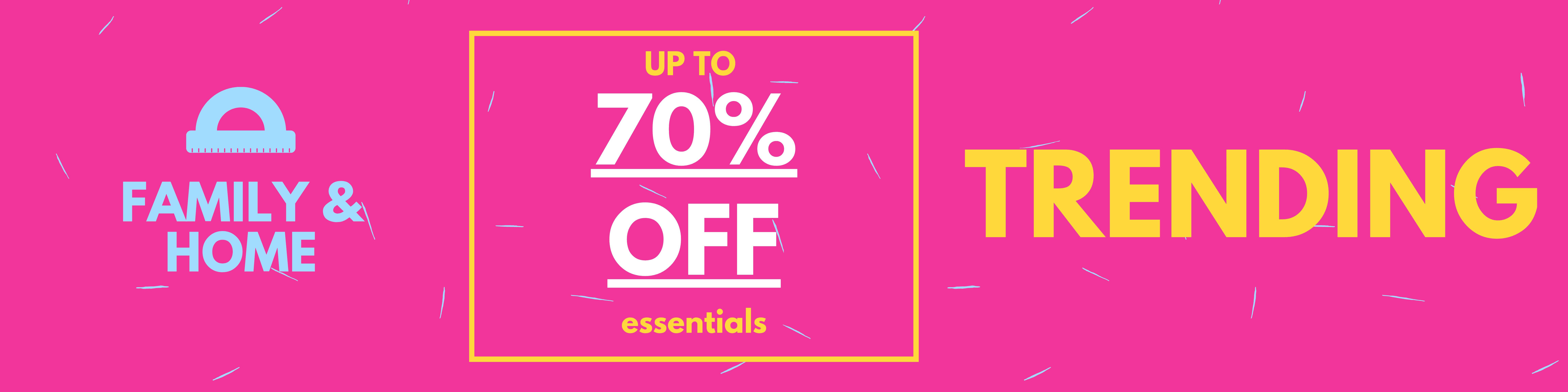Black Blue and Neon Pink Modern Tech Electronics and Technology X Frame Banner / Shop Social Online Store