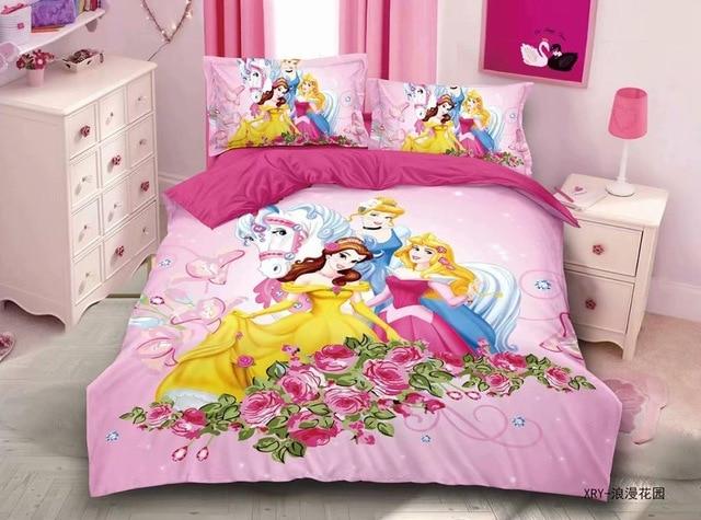 Cartoon Blue Frozen 2 Princess Elsa Anna Bedding Set Children s Kids Duvet Cover Set Bedroom 6.jpg 640x640 6 / Shop Social Online Store