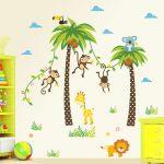 Animals Wall Stickers