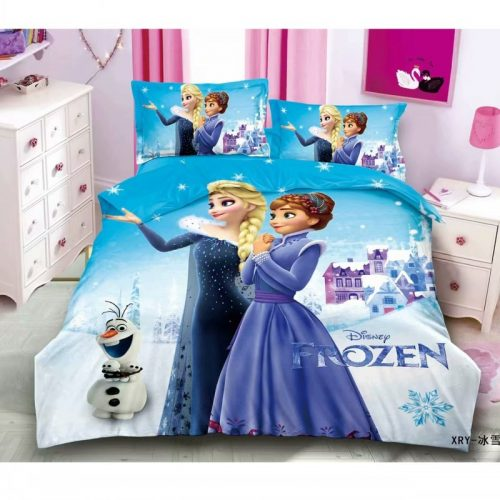 Disney Frozen Ann & Else Duvet Cover Sets for Girls Bedding