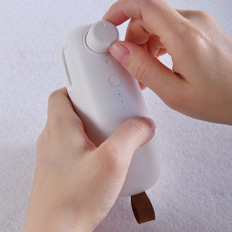 USB Charging Portable Heating Plastic Bag Sealing Food Saver Machine Cordless Handheld Mini Food Sealing Machine 3 / Shop Social Online Store